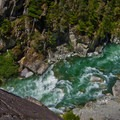 Star Chek Climbing Route on the Cheakamus River.- 30 Photos That Will Make You Want To Visit British Columbia