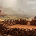 The False Kiva.- Utah's Five National Parks