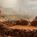 The False Kiva.- The 8 Best Hikes in Canyonlands National Park