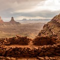 The False Kiva has become an iconic site of the American Southwest.- Canyonland Country: Best Hikes Near Moab