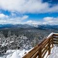 Overlooking Lake Tahoe from Martis Peak near Truckee, California.- Best U.S. Desert, Mountain, and Beach Towns
