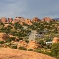 Devil's Garden Campground.- Utah's Five National Parks