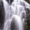 A view of Kings Creek Falls in Lassen Volcanic National Park.- 100 Incredible Adventures in Our National Parks