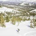 Sunrise Bowl on Donner Ridge offers a great low-angle descent.- Ski Guide to Lake Tahoe's Backcountry