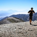 Panoramic views nearing the highest point in the San Gabriel Mountains, Mount Baldy.- 70 Leg-Burning Adventures in the West