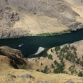 Great views reward short hikes from camp along the Snake River.- 2017 River Lottery Deadlines and Cancellation Announcements