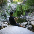 Cooper Canyon Falls, pre-rain.- 10 Reasons to Adventure in Southern California in the Winter
