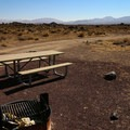 Fossil Falls Campground.- A Guide to Camping in the Mojave Desert