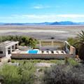 An abandoned mineral springs pool at the Desert Studies Center.- 8 Must-do Mojave Desert Adventures