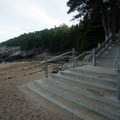 Sand Beach in Acadia National Park.- 3-Day Itinerary in Acadia National Park
