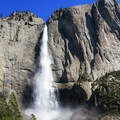 1,430-foot Upper Yosemite Falls.- The West's 100 Best Waterfalls