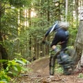 Full Nelson continues the great flow.- Mountain Biking in British Columbia