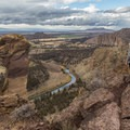 Monkey Face at Smith Rock.- Smith Rock State Park