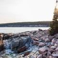 Otter Point.- Acadia National Park