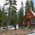 Ludlow Hut.- Winter Retreat in Tahoe