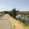A vantage point overlooking the Boise River.- The Best of Backyard Urban Adventures