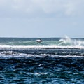 Surfer at Tunnels Beach.- 25 Photos that will Convince you to visit Hawai'i