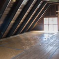 Peter Grubb Ski Hut's upstairs sleeping loft.- 10 Winter Huts You Should Visit