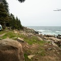 Walking along the rugged southern end of the Ocean Path.- 15 Dog-friendly Coastal Adventures That Should Be On Your Bucket List