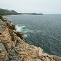 Views toward Great Head from Otter Cliff. - Acadia National Park