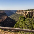 At Mesa Verde, the view from Sun Point View on the Mesa Top Loop Road.- Colorado's Top 10 Outdoor Destinations