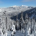 Views of the North Cascades en route to Lake Valhalla.- 50 Must-Do Winter Adventures in North America