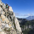 Channel your inner Mountain Goat on Norway Pass.- Best Hikes to See Mountain Goats