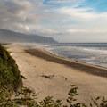 Looking south at Winema Beach.- Winema Beach