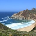 Gray Whale Cove seen from Gray Whale Cove Trail.- 10 Microadventures Near San Francisco