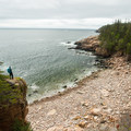 Overlooking Monument Cove.- 10 of Acadia National Park's Best Day Hikes