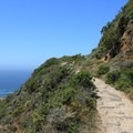 Old Pedro Mountain Road.- 10-mile Hikes You Can't Miss