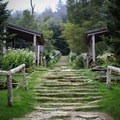 Late summer at the LeConte Lodge. - LeConte Lodge