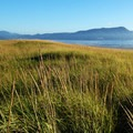 A view south from Gearhart Beach to Seaside.- Best Places to Learn to Surf on the Oregon Coast