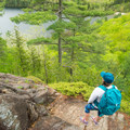 Beech Cliff Trail.- 10 of Acadia National Park's Best Day Hikes
