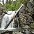 The main fall at Chambers Creek Falls. - A Guide to Fall Adventure in California