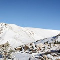 Mount Russell near Berthoud Pass Ski Area.- 50 Amazing Colorado Adventures