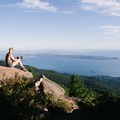 Eagle Bluffs affords views as far as the eye can see.- Best Day Hikes near Vancouver, B.C.
