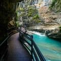 Johston Canyon, Banff National Park.- The Best of Banff, Canada