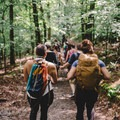 Hiking with @unlikelyhikers at Sweetwater Creek State Park in Georgia. Photo by Cherisa Hawkins.- Women In The Wild 2018: A Series of Celebrations + Conversations