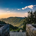 Begin your hike early from Newfound Gap to not only beat the crowds but soak up a beautiful morning view!- 16 Must-do Hikes in Great Smoky Mountain National Park