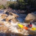 Sawyer River, New Hampshire.- Whitewater Paddling The Northeast Classics
