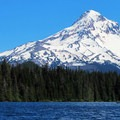 Mount Hood (11,249 ft) looking southeast across Lost Lake.- 30 Must-Do Adventures in Oregon