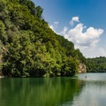 Visiting Mead's on a busy day? Paddle to the southwest end of the quarry for a little more solitude.- 15 Amazing Tennessee Adventures