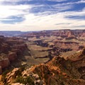 View along South Kaibab Trail in the Grand Canyon.- 12 Incredible Adventures in Arizona