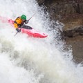 Toaster Rapid on the New Haven Ledges run.- OP Adventure Review: December 11-17