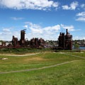 The remains of the Seattle Gas Light Company gasification plant at Gas Works.- City Parks You Definitely Need to Visit