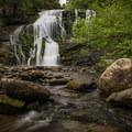 Bald River Falls near Tellico Plains, TN.- 7 Must-See Tennessee Waterfalls