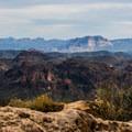 Stunning views at Peralta Canyon.- 8 Arizona Hikes You Can't Miss This Spring