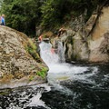 Naked Falls on the Washougal River.- 10 Quick Trips Near Portland to Cool Down on a Hot Day