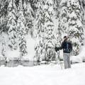 June Lake.- Amazing Snowshoe Trails in Washington